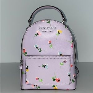Kate Spade Mini Cameron Wildflower Ditsy Backpack
